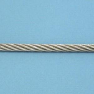 Wire Rope 7×19 – 3/16″ - Meteek Supply