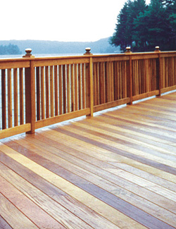 Finishes at Meteek Supply