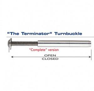 The Terminator 3/16″ complete - Meteek Supply