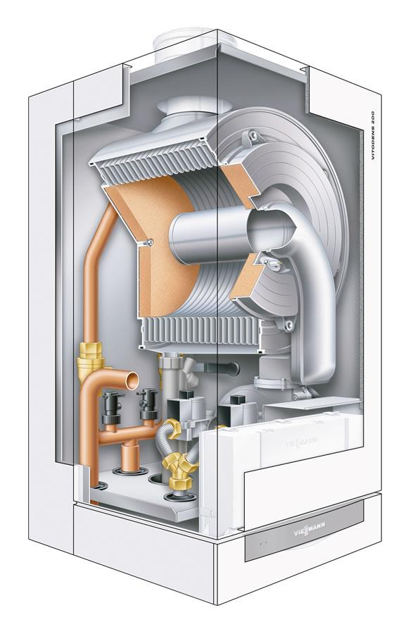 Boilers at Meteek Supply