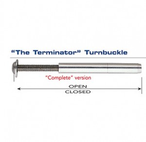 Turnbuckles - Meteek Supply