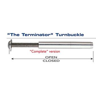Turnbuckles at Meteek Supply