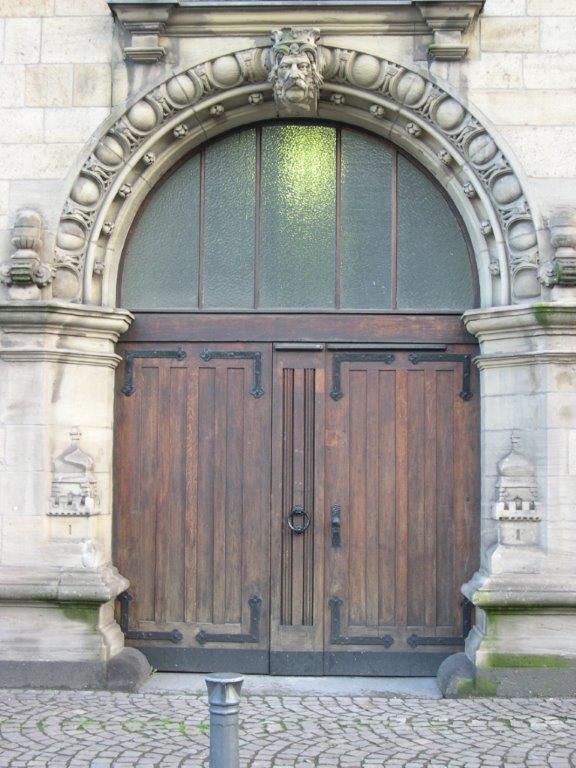 Wood Doors - Meteek Supply