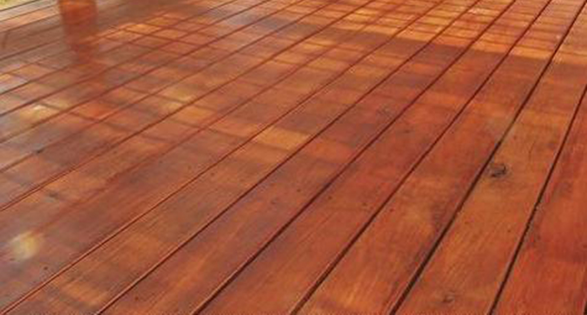 Thermally Modified Wood at Meteek Supply