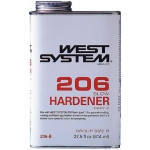 West 206 Epoxy Hardener - Meteek Supply