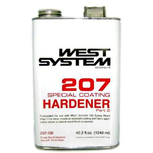 West 207 Epoxy Hardener - Meteek Supply