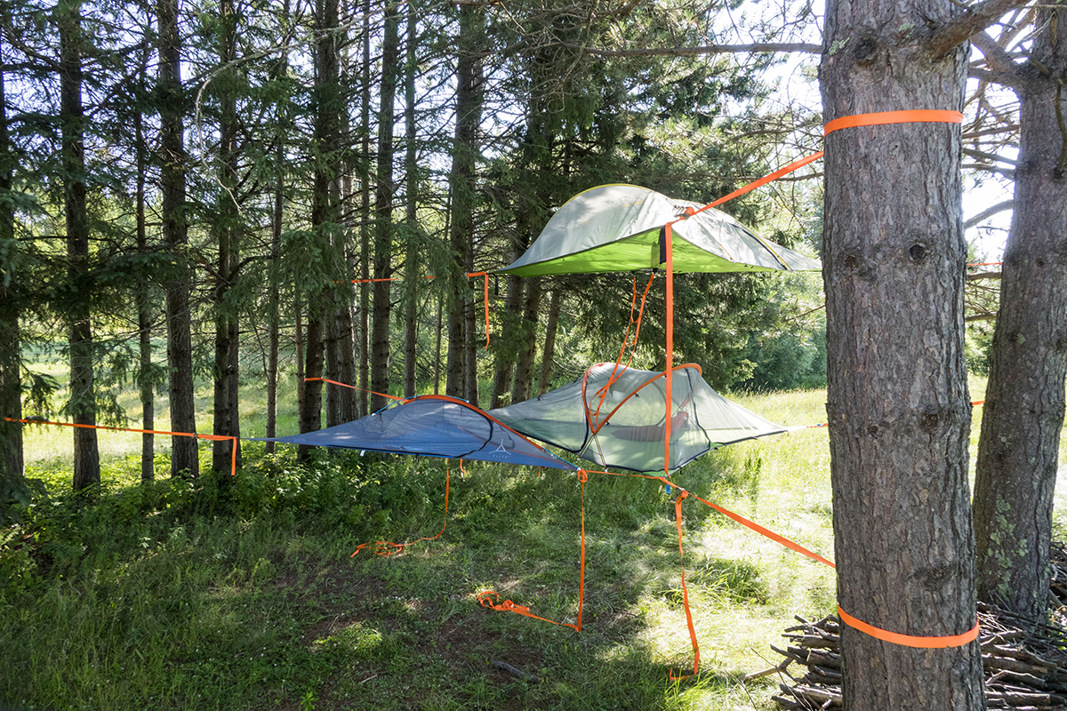 Summer Fun with Tentsile Tents at Meteek Supply