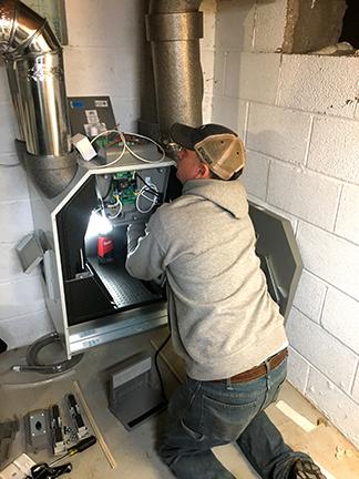 Meteek commissioning maintenance Zehnder